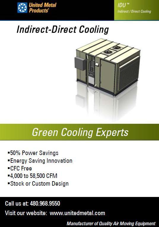 Energy Efficient Data Center Cooling Solution